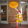 Ronald McDonald House Lunch